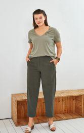 Жіночі брюки банани Burdastyle