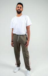 Чоловічі брюки спортивного крою Burdastyle