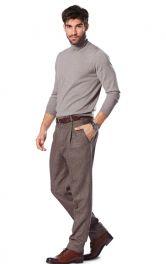 Чоловічі брюки класичного крою Burdastyle