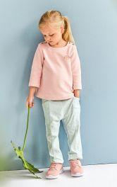 Детские трикотажные штаны Burdastyle фото 1
