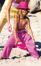 Дитячі пляжні штани Burdastyle