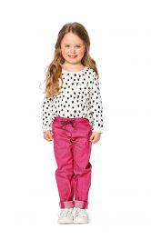 Дитячі брюки в спортивному стилі Burdastyle