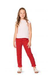 Дитячі джинсові брюки Burdastyle