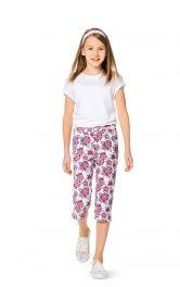Дитячі укорочені брюки Burdastyle