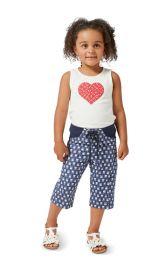 Дитячі брюки капрі Burdastyle