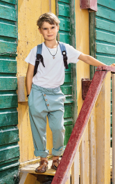Дитячі брюки Burdastyle