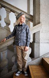 Дитячі брюки чиноси Burdastyle