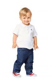 Дитячі джинсові штани Burdastyle