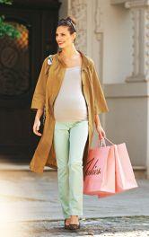 Жіночі брюки для вагітних Burdastyle