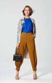 Женские брюки спортивного кроя Burdastyle фото 1