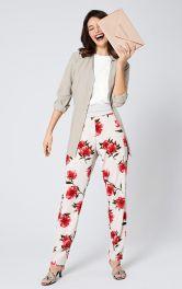 Женские брюки-джогеры Burdastyle
