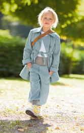 Дитячі брюки джогери Burdastyle