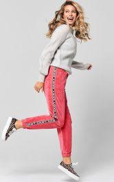 Женские бархатные брюки Burdastyle фото 1