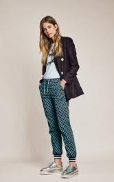 Жіночі брюки джогери Burdastyle