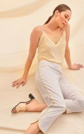 Женские брюки капри Burdastyle