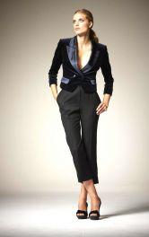 Жіночі укорочені брюки Burdastyle
