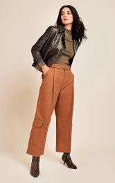 Женские брюки карго Burdastyle