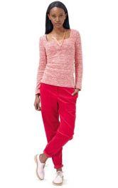Жіноча брюки в стилі кежуал Burdastyle