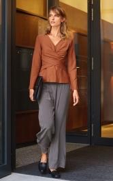 Жіночі брюки марлен Burdastyle