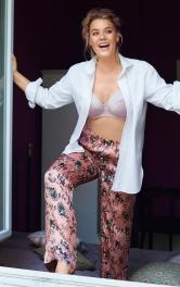 Жіночі брюки для піжами Burdastyle