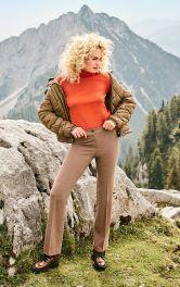 Женские прямые брюки Burdastyle фото 1
