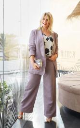 Женские брюки классического кроя Burdastyle фото 1