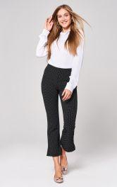 Жіночі брюки кльош Burdastyle