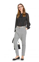 Жіночі брюки-саруели Burdastyle