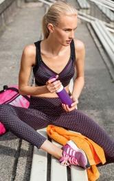 Жіночі спортивні вузькі брюки Burdastyle