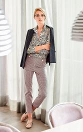 Жіночі вузькі брюки Burdastyle
