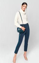 Жіночі брюки з лампасами Burdastyle