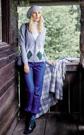 Жіночі вузькі джинси Burdastyle