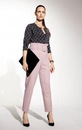 Жіночі брюки з високим поясом Burdastyle