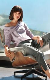 Жіночі завужені брюки Burdastyle