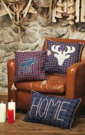 Чохол для декоративної подушки Burdastyle