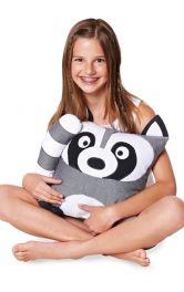 Дитяча наволочка для декоративної подушки Burdastyle