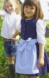 Дитячий баварський костюм Burdastyle