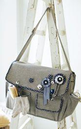 Дитяча сумка для речей Burdastyle