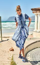 Женское платье-жилет Burdastyle
