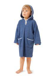 Дитячий махровий халат Burdastyle