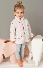 Дитяча флісова куртка Burdastyle