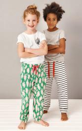 Дитячі брюки-джогери Burdastyle