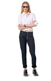 Жіночі джинсові брюки Burdastyle