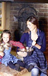 Дитячий фартух із нагрудником Burdastyle