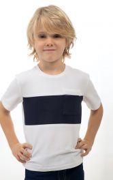 Дитяча футболка прямого крою Burdastyle