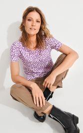Женская футболка приталенного кроя Burdastyle