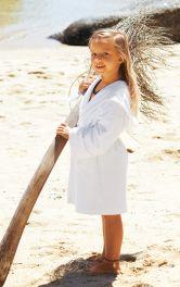 Дитячий купальний халат Burdastyle