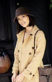 Жіночий капелюх Burdastyle