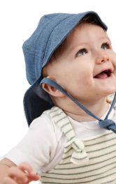 Дитячий капелюх панама Burdastyle