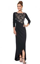 Жіноча вечірня сукня Burdastyle